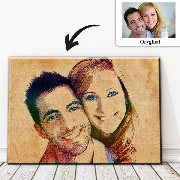 foto obraz z nadrukiem Twojego zdjęcia
