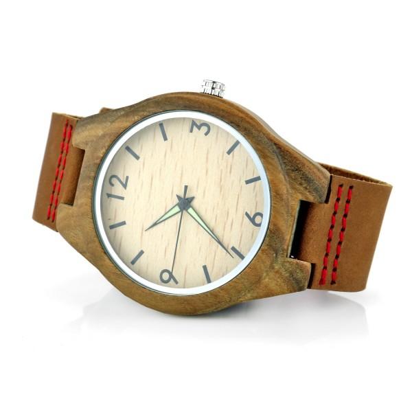 Prezent na dla męża na rocznicę zegarek z grawerem