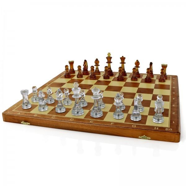 Ekskluzywny komplet szachów z personalizacją dla dziecka